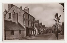 Barrow Street, Much Wenlock RP Postcard, B111