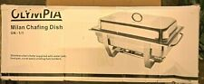 Olympia Milan Chafing Dish, GN - 1/1