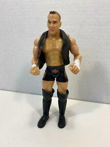 WWE Tyson Kidd Wrestling Figure Jakks Pacific 2004 LOOSE