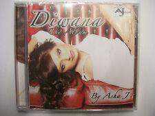 ASHA J Diwana (The Album)– 2009 UK CD – House, Bhangra, Bollywood - RARE! NEW!