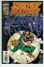 WOLVERINE & IRON FIST #4    VF/FN+   BY  MARVEL   AMERICAN COMICS