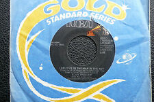 """7"""" Elvis Presley - I Believe In The Man In The Sky - USA RCA Gold Standard"""