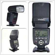 Yongnuo YN-560 IV Flash Speedlite for Canon Rebel T5i T4i T3i T2i T1i SL1 XS T3