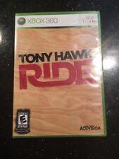 Tony Hawk Ride Xbox 360 Game Complete