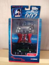 Corgi James Bond Die Another Day Set Jaguar XKR Aston Martin 2 Figures Jinx Card
