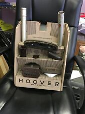 Used Vintage Hoover Set Of Attachments With Caddy No Dusting Brush