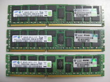 LOT of 3 Samsung M393B1K70DH0-CH9Q9 8GB 2Rx4 PC3-10600R DDR3 1333MHz ECC RAM