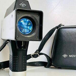 Agfa Movexoom 2000 Super 8 camera Fully working / Film Tested