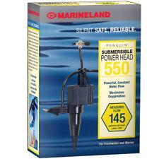 New listing Marineland Penguin Submersible Power Head 550