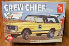 AMT CHEVY BLAZER CREW CHIEF (build either stock or off-road) 1/25 MODEL KIT