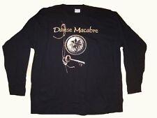 Danse Macabre - Gothic - Longsleeve Longarm Shirt - Größe Size XL - Neu