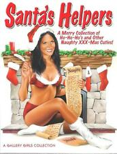 ILLUSTRATEUR : SANTA'S HELPERS : A GALLERY GIRLS COLLECTION