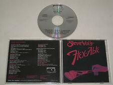 STEVE VAI/STEVE VAI´S FLEXABLE (FOOD FOR THOUGHT GRUB-3) CD ALBUM