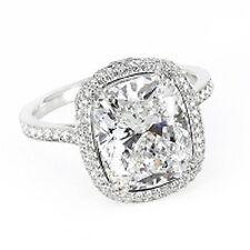 2.72 Ct Cushion Cut I,VS1 EGL USA Natural Diamond Engagement Ring