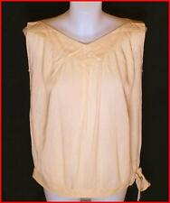 Bnwt French Connection Blouse Top T Shirt Tunic Kaftan UK8 Fcuk RP£35 Peach New