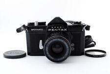 PENTAX SP Black SMC Takumer 35mm 3.5 lens Exc