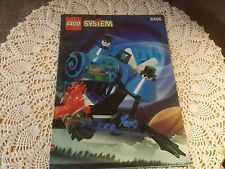 LEGO System.  6496. INSTRUCTION MANUAL.   BOOKLET ONLY.