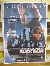 A3095 Black Rain Michael Douglas, Andy García, Ken Takakura, Kate Capshaw, Yusak