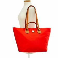 Dooney & Bourke Windham Extra Large Leighton Tote Red NWT MSRP $248