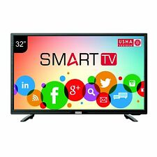 USHA U32U4S 80cm (31.5) Smart LED TV (HD) with Web Cruiser Remote