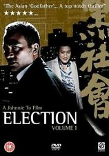 Election 5060034573753 With Simon YAM DVD Region 2