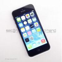 Apple iPhone 5 16GB Black/Slate Factory Unlocked SIM FREE   Smartphone