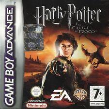 Harry Potter E il Calice Di Fuoco GBA