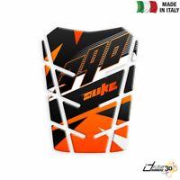 PARASERBATOIO ADESIVO RESINA NERO FOR KTM 390 Duke 4T 2014-2016