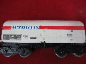 Märklin Schweröl-Kesselwagen DB 47910 H0
