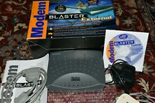 Creative Modem Blaster External Flash 56k/v.90