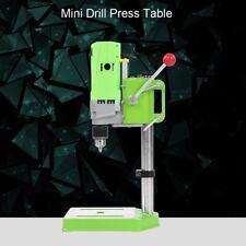 Mini Drill Press Bench Compact Small electric Drill Machine Work Bench 220V 710W