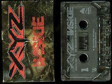 XYZ Inside Out USA Cassette Single Tape