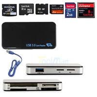 USB 3.0 Compact Flash All-in-1 Multi Speicherkartenleser Adapter CF Micro SD TF