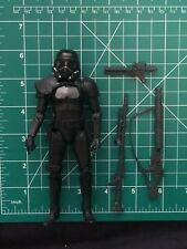 The Black Series Shadow Squadron Stormtrooper Commander Target Exclusive Loose