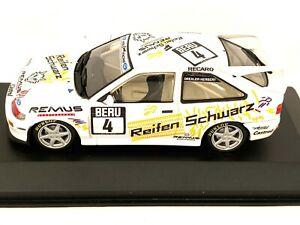 1:43 Scale Minichamps Ford Escort Cosworth Touring Car - H Drexler 1994