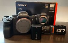 Sony Alpha A7III Mirrorless Digital Camera (Body Only) ILCE7M3BCEC <1600 Shots
