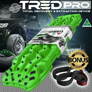 TRED PRO - RECOVERY TREDPROGR 1160MM GREEN 4X4 4WD MUDTRAX TREDS - PRO SERIES TR