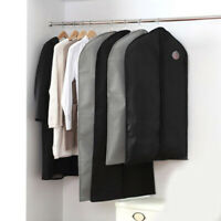 Home Storage Protect Cover Travel Bag For Garment Suit Dress Clothes Coat/Jacket