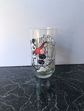 "Walt Disney ""Mickey Mouse Club"" Drinking Glass"