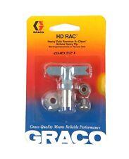 Graco Hd Rac Ghd321 Heavy Duty Reverse A Clean Airless Spray Tip