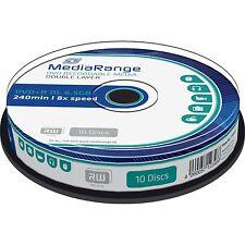 MediaRange DVD+R DL 8,5 GB, DVD-Rohlinge