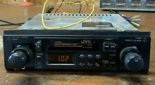 Jvc R130 Am-Fm Cassette Classic Old School 2 Knob Shaft Shafted Style Car Stereo