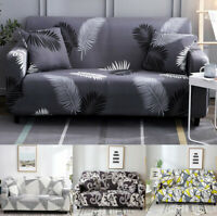 Relax Style Universal Elastic Sofa Cover Removable with Printed Pattern Stretch