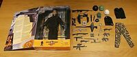 "ACTION MAN HASBRO GOLDENEYE JAMES BOND 007 LIMITED EDITION (1999) 12"" FIGURE VGC"