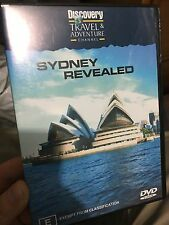 Discovery Channel Travel and Adventure - Sydney Revealed region 4 DVD (rare)