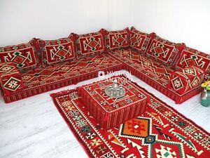 Arabic corner sofa,arabic floor sofa,arabic floor seating,arabic majlis - MA 36