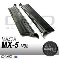 Mazda MX-5 Miata NB 98-05 OKAMI Door Sill Plate carbon fiber