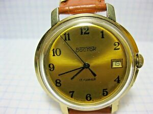 watch vostok kal 2414a