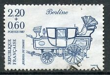STAMP / TIMBRE FRANCE OBLITERE N° 2469 JOURNEE DU TIMBRE / BERLINE / DE CARNET