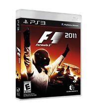 F1 2011 - Playstation 3 [PlayStation 3]